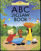 toddler ABC Jigsaw