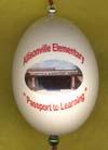 Allisonville Ornament