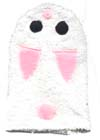 Bunny Washcloth