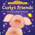 Curly's Friends touch and feel book