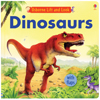 first sticker dinosaur book