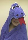 saphira dragon towel