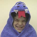 saphira dragon towels