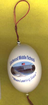 Eastwood Middle School ornament