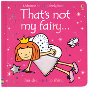 fairy books - not my fairy