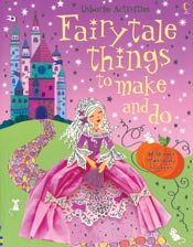 Fairy Books - Things to Make and Do