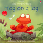 Frog on a Log - I Can Read Book