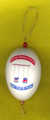 john kerry ornament