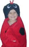 ladybug towel
