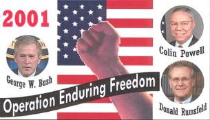 Operation Enduring Freedom Magnet