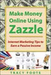 make money online using zazzle