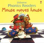 Mouse Moves House - I Can Read Book
