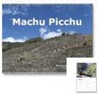 machu picchu calendar