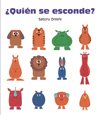 �Qui�n se esconde? spanish baby book