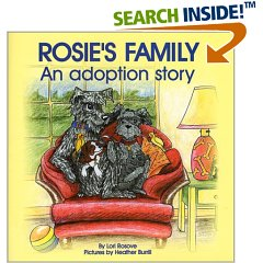 rosie's family adoption story