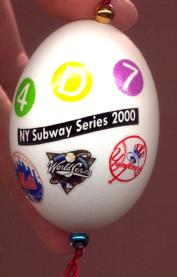 Subway Series 2000