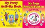 Potty Training Girl Kit