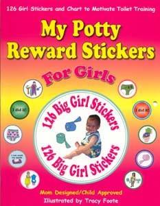 girls potty chart